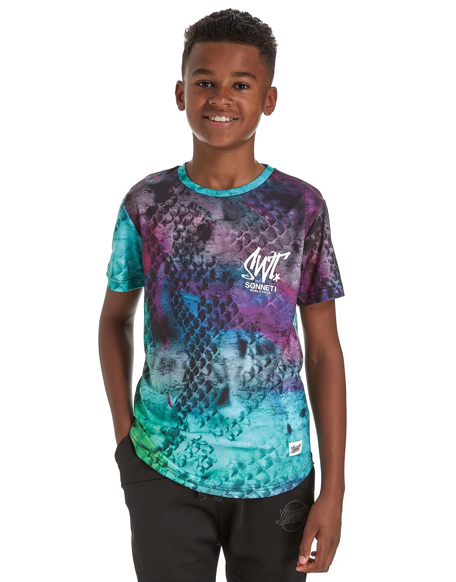 Sonneti Snake Skin T-shirt