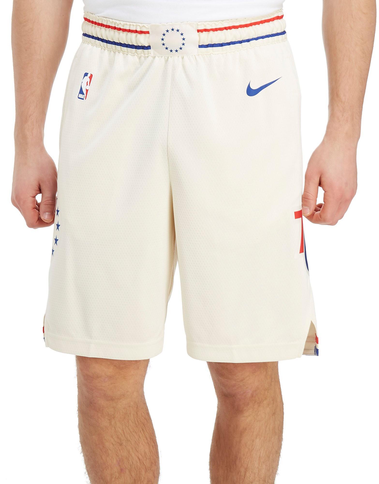 Nike NBA Philadelphia 76ers City Shorts