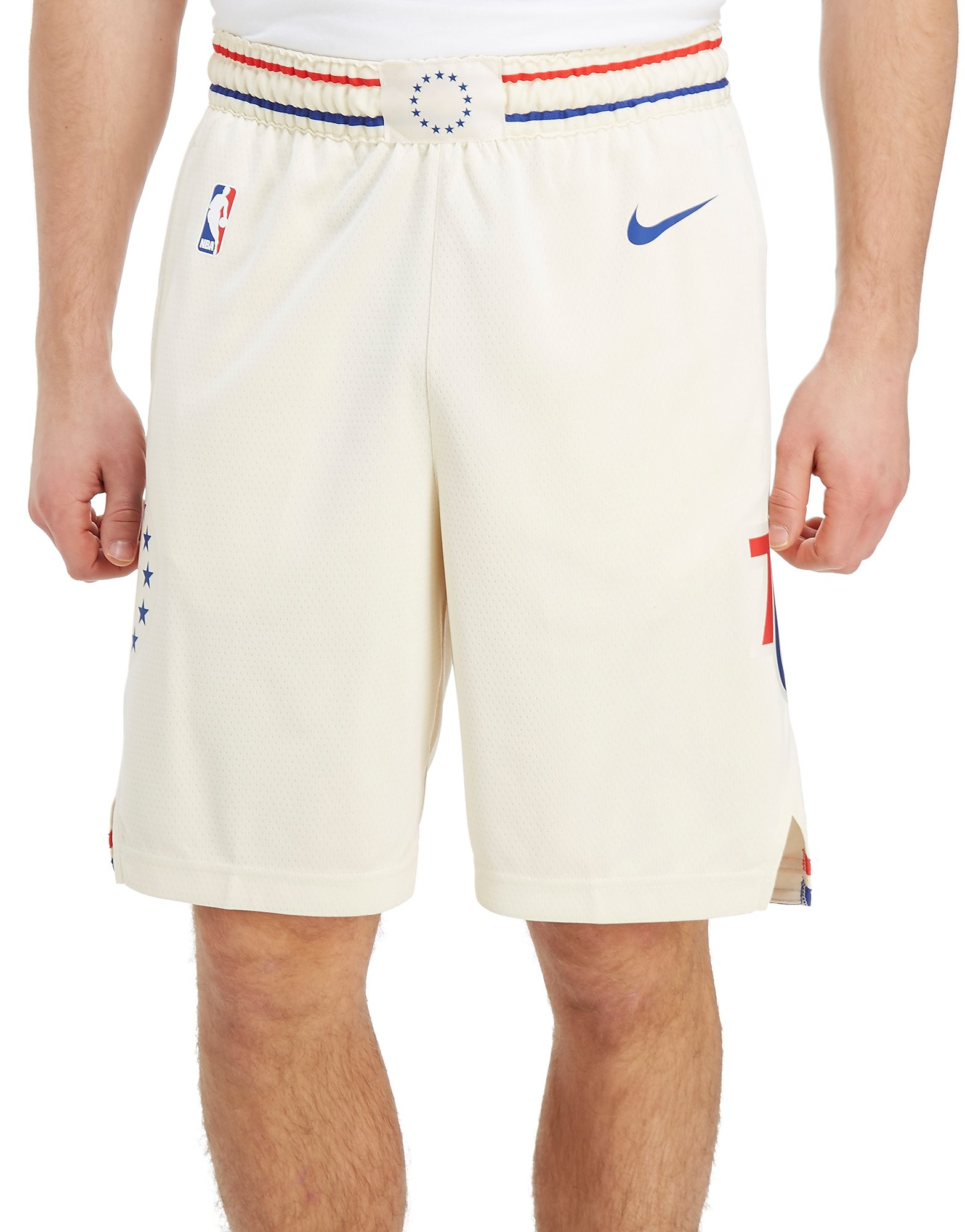 Nike NBA Philadelphia 76ers City Shorts