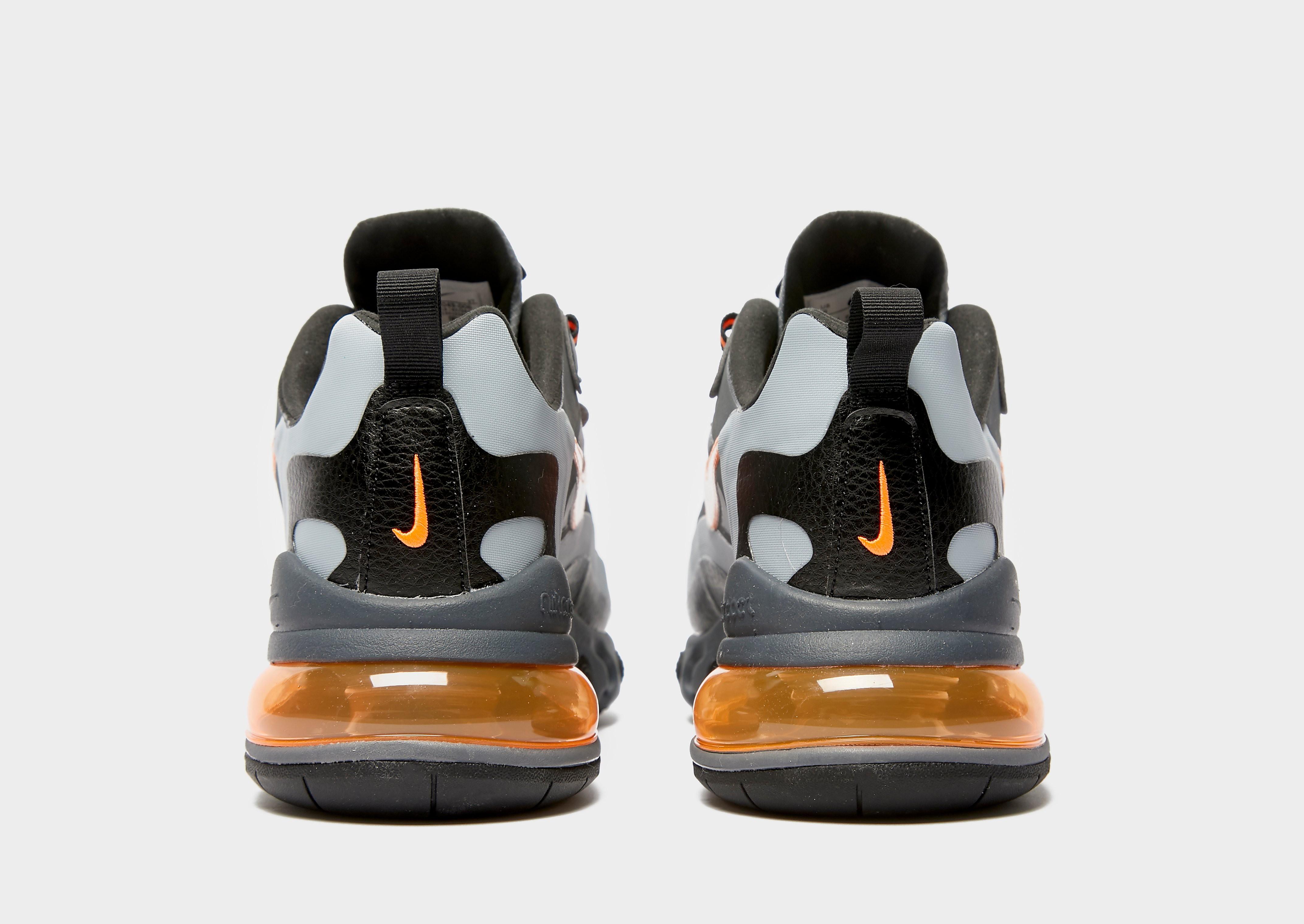 Nike Air Max 270 React Winter Grau Mens, Grau |