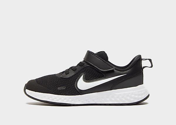 Comprar deportivas Nike Revolution 5 infantil, Black