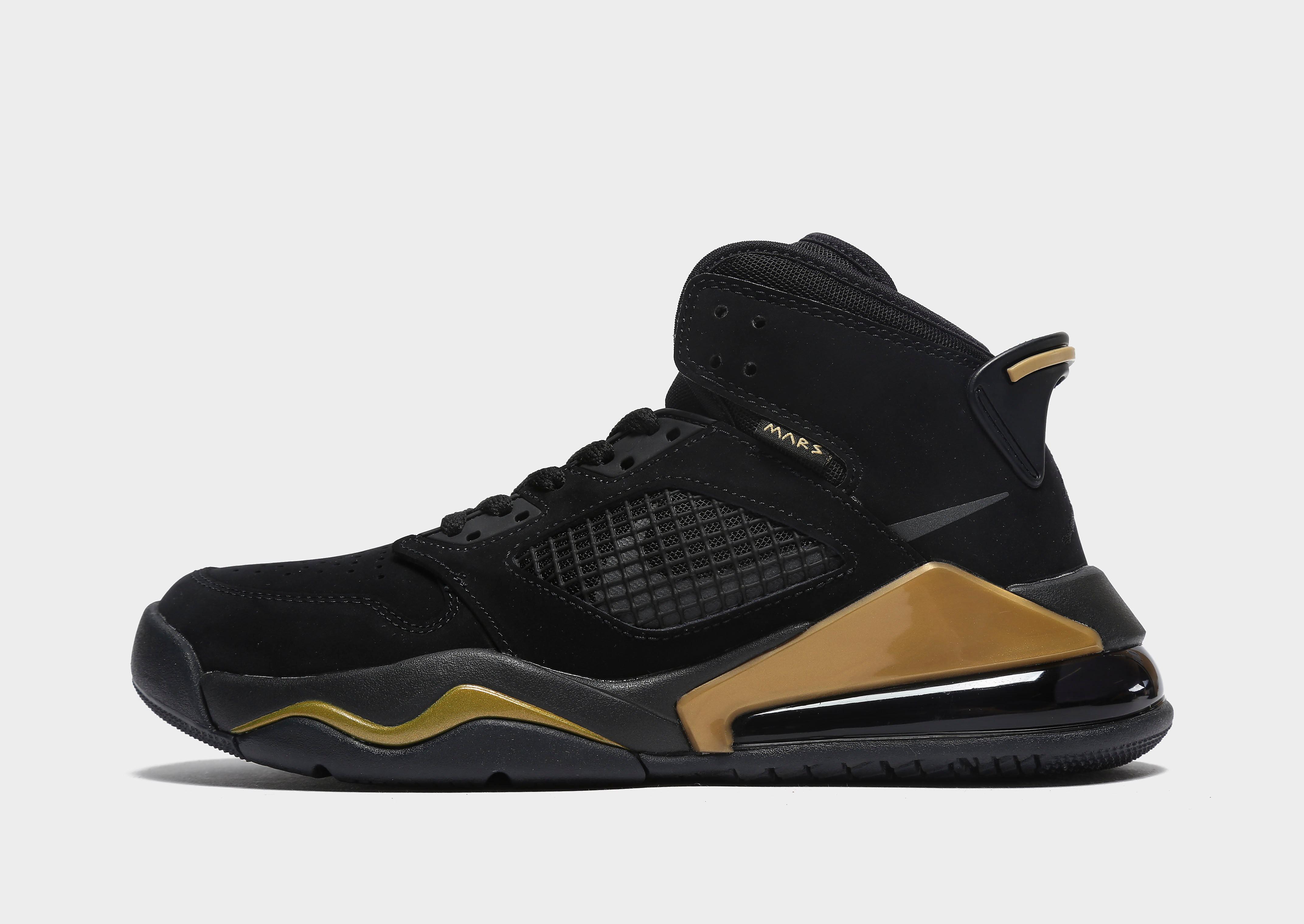 Jordan Mars 270 Junior, Negro