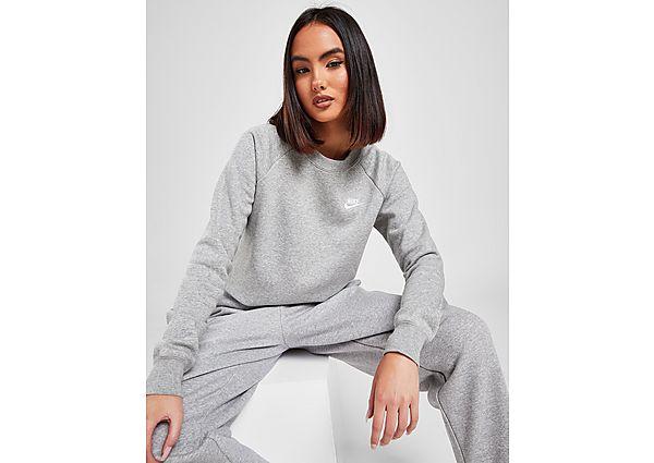 Ropa deportiva Mujer Nike sudadera Essential, Grey