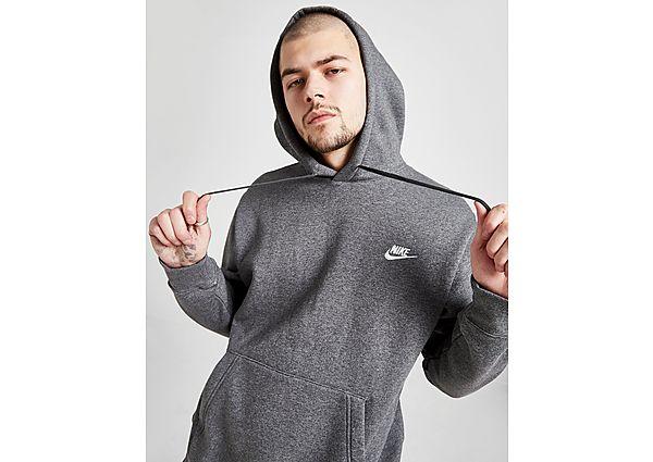 Nike Foundation Overhead Hoodie, Grey