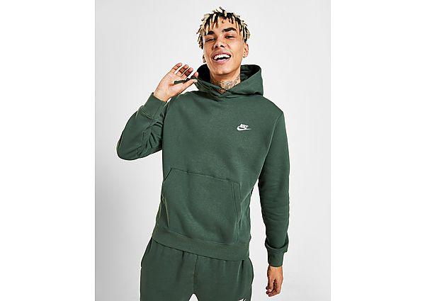 Nike Foundation Overhead Hoodie, Green