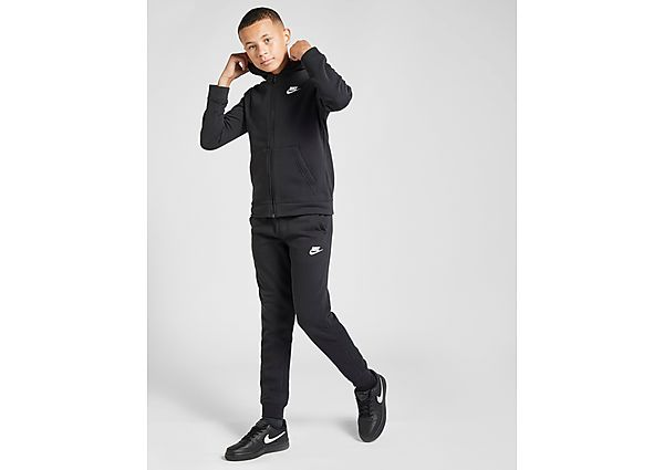 Comprar Ropa deportiva para niños online Nike Sportswear Fleece Tracksuit Junior, Black