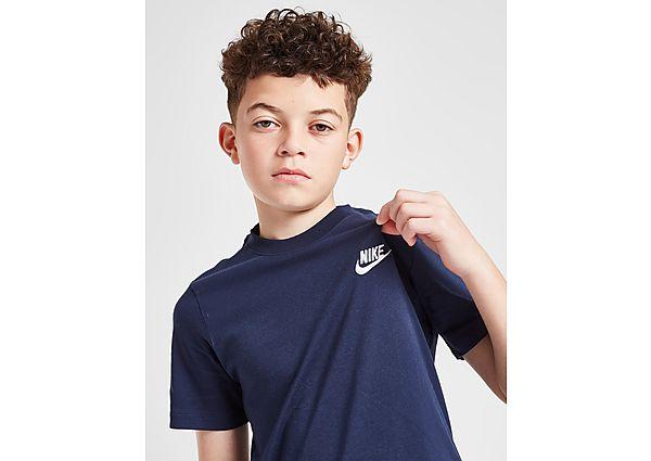 Comprar Ropa deportiva para niños online Nike Small Logo T-Shirt Junior, Navy