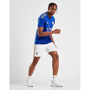 6d188c2c93a346 adidas Leicester City FC 19 20 Home Shorts ...