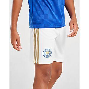 631a9b54db8 adidas Leicester City FC 19 20 Home Shorts Junior ...