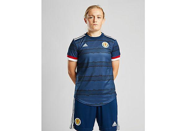 Ropa deportiva Mujer adidas camiseta selección de Escocia 2020 1.ª equipación para mujer, Blue