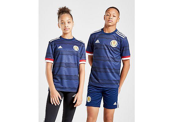 adidas camiseta selección de Escocia 2020 1.ª equipación júnior, Navy/Red/White