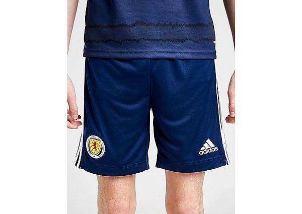 adidas pantalón corto selección de Escocia FA 2020 1.ª equipación júnior, Navy