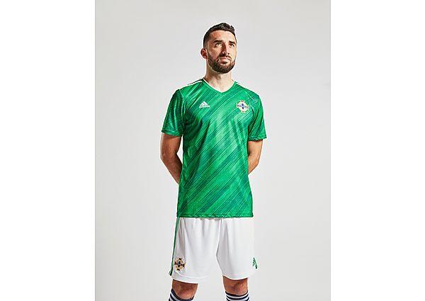 adidas camiseta Selección de Irlanda del Norte 2020 1.ª equipación, Green