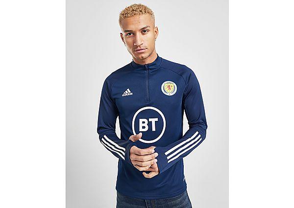 adidas camiseta técnica selección de Escocia Condivo 20, Blue