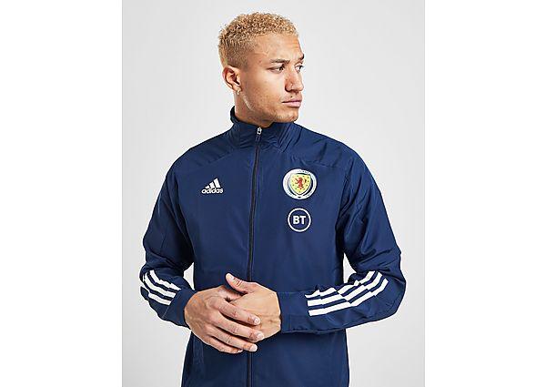 adidas chaqueta selección de Escocia Condivo 20 Presentation, Navy