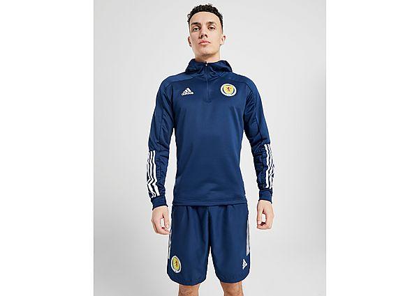 adidas pantalón corto selección de Escocia Condivo 20 Training, Blue