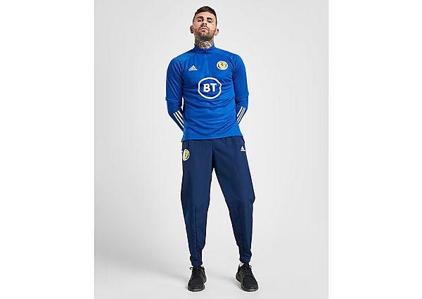 adidas pantalón de chándal selección de Escocia Condivo 2020 Presentation, Blue