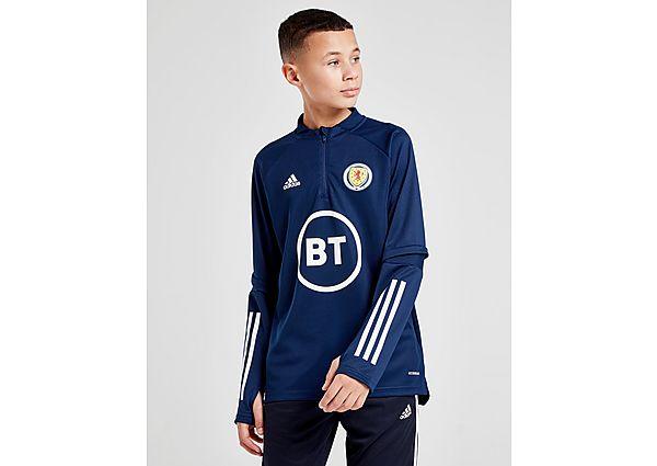adidas camiseta técnica selección de Escocia Condivo 20 júnior, Navy