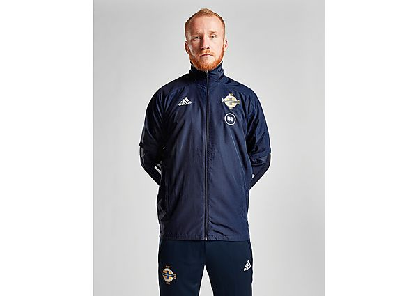adidas chaqueta selección de Irlanda Condivo 20 Presentation, Navy
