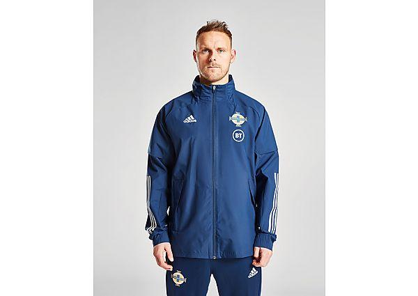 adidas chaqueta cortavientos selección de Irlanda del Norte Condivo 20, Navy