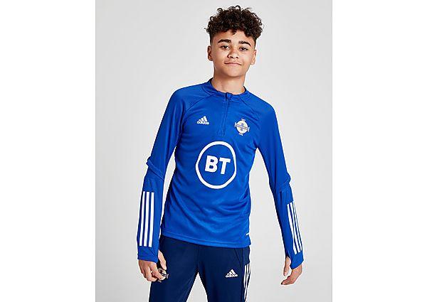 adidas camiseta técnica selección de Irlanda del Norte Condivo 20 júnior, Blue