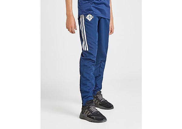 adidas pantalón de chándal selección de Irlanda del Norte Condivo 20 Presentation júnior, Blue