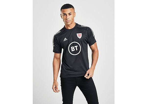 adidas camiseta de entrenamiento selección de Gales Condivo 20, Black