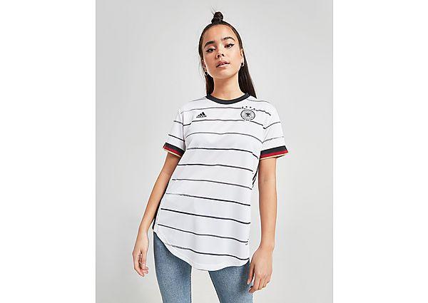Ropa deportiva Mujer adidas camiseta selección de Alemania 2020 1.ª equipación, Black