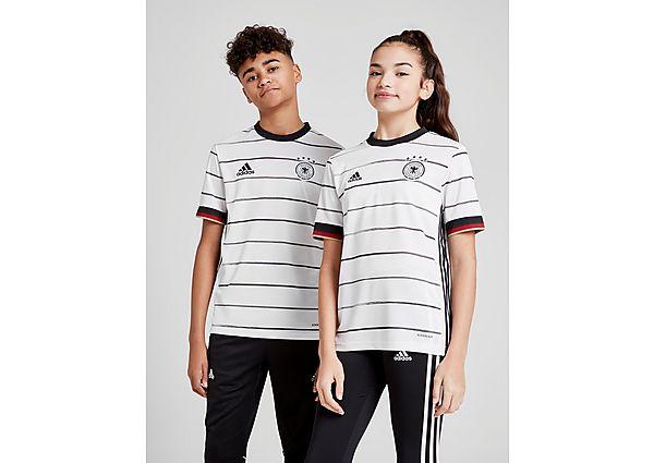 adidas camiseta selección de Alemania 2020 1.ª equipación júnior, Black