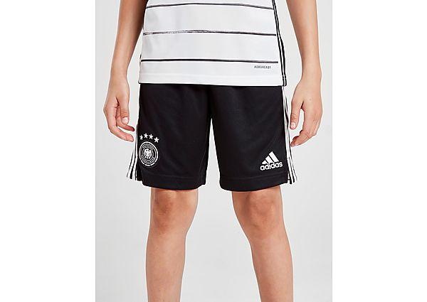 adidas pantalón corto selección de Alemania 1.ª equipación 2020 júnior, Black