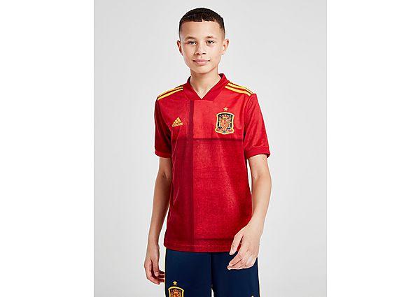 adidas camiseta Selección de España 2020 1.ª equipación júnior, Red