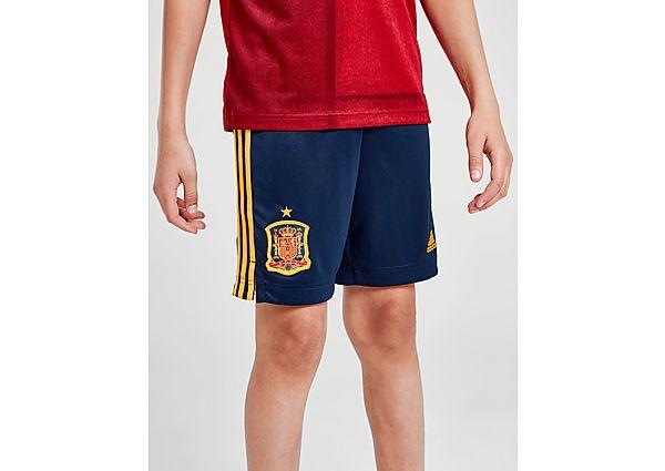 adidas pantalón corto Spain 2020 Home  júnior, Navy/Yellow