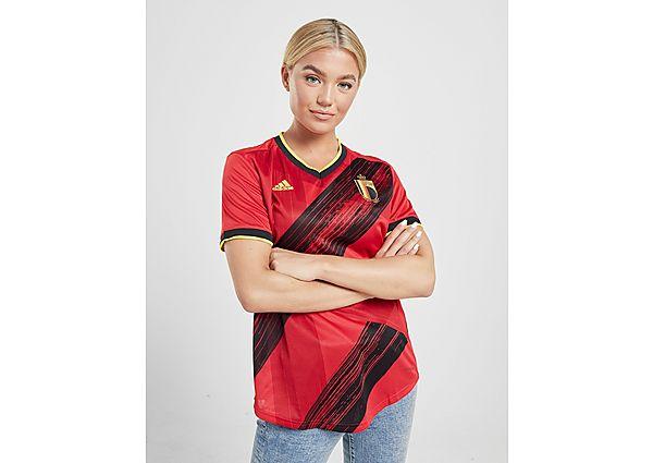 Ropa deportiva Mujer adidas camiseta selección de Bélgica 2020 1.ª equipación para mujer, Red