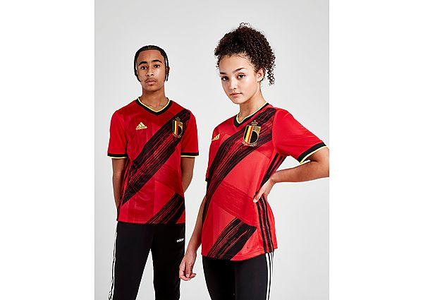 adidas camiseta selección de Bélgica 2020 1.ª equipación júnior, Red