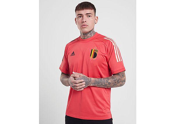 adidas camiseta selección de Bélgica Training, Red