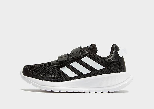 Adidas Tensaur Run infantil, Black/White