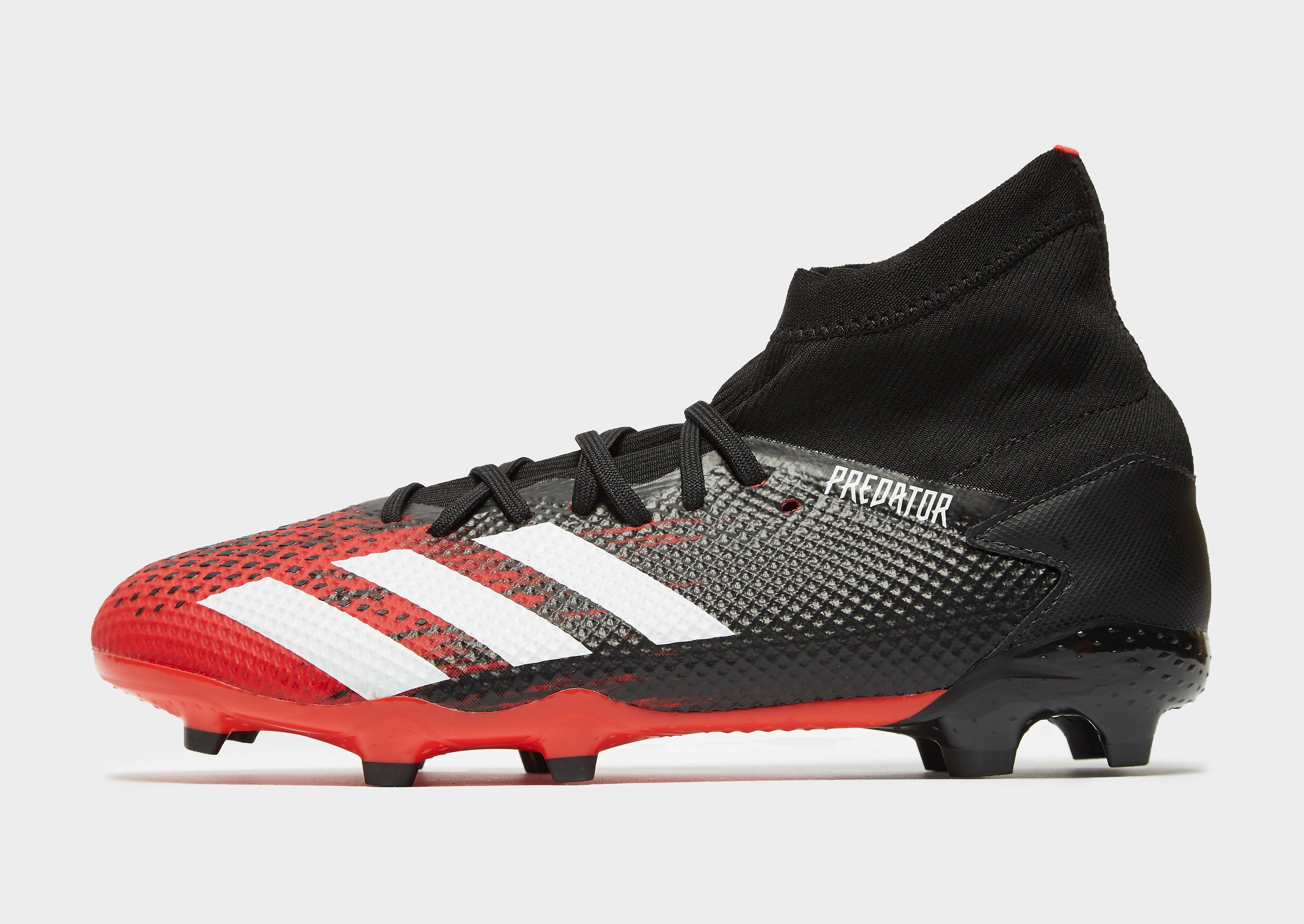 adidas Mutator Predator 20.3 FG Heren Zwart Heren