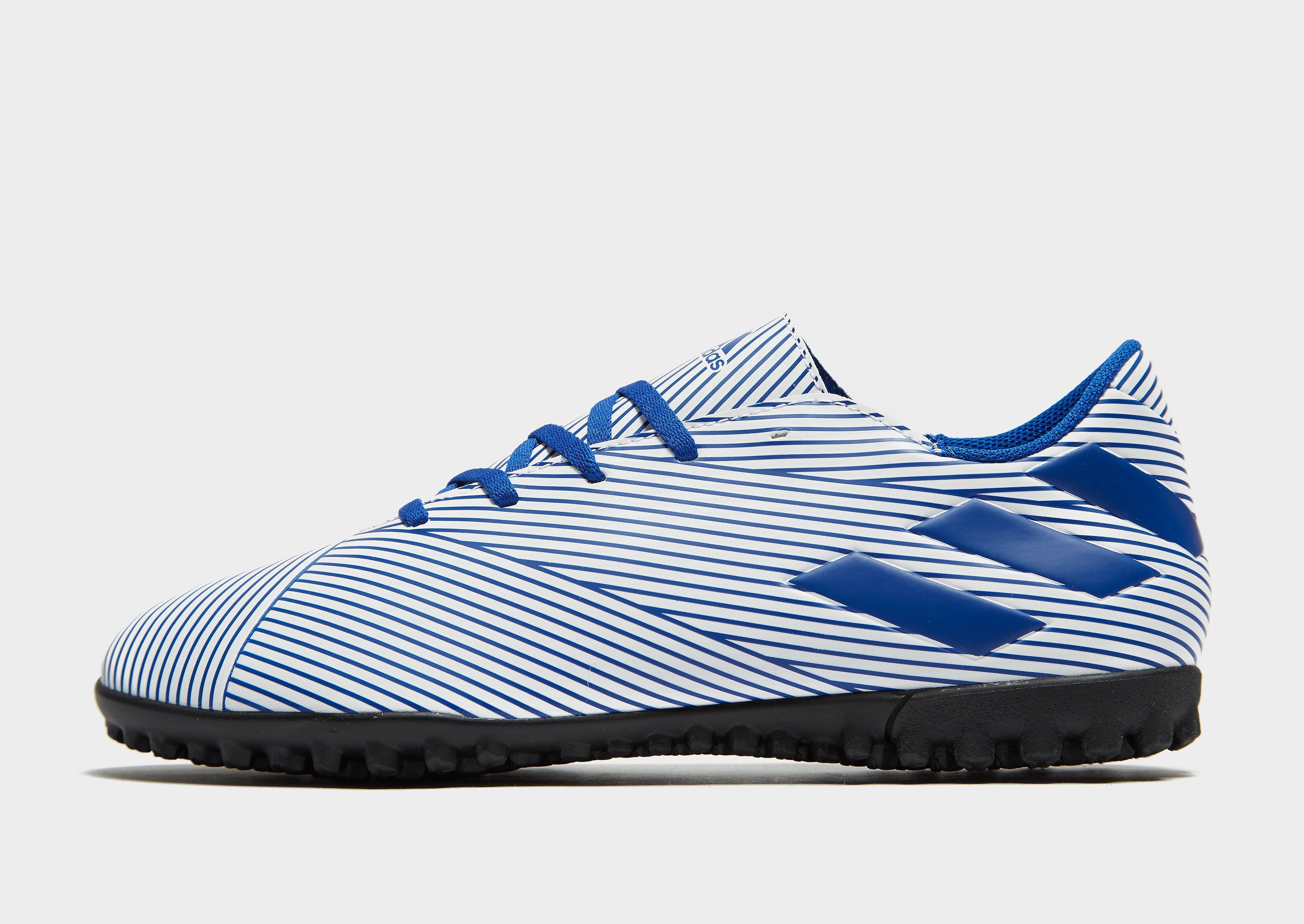 adidas Mutator Nemeziz 19.4 TF Blauw Heren
