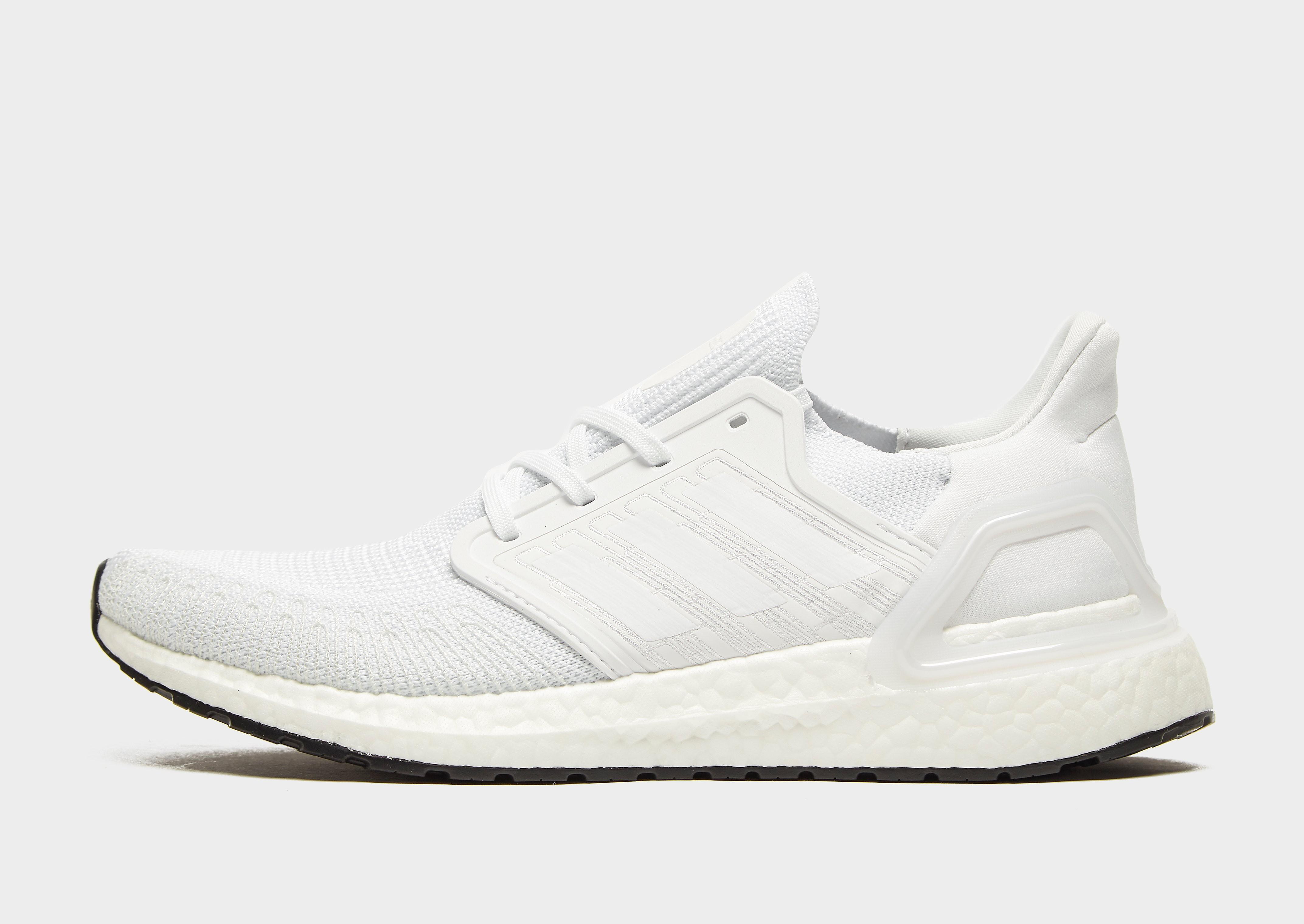 Adidas Ultra Boost 20, Blanco
