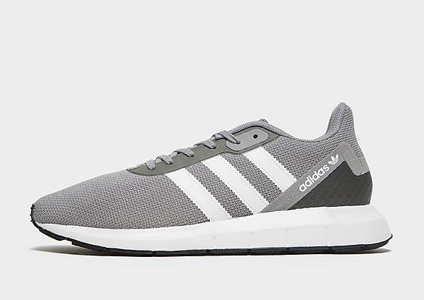 adidas, Grey/White