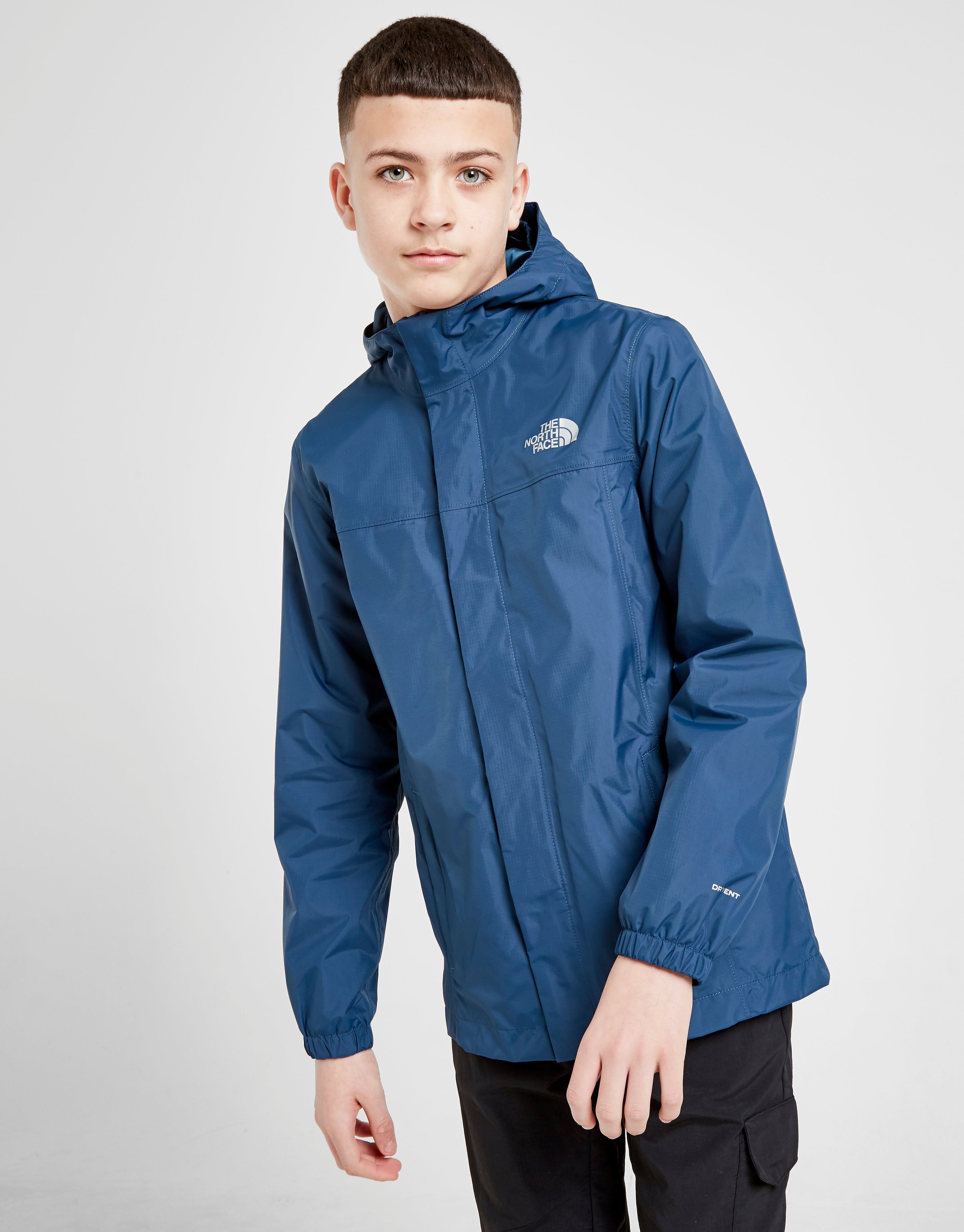 The North Face Resolve Jacket Junior Blauw Kind Blauw