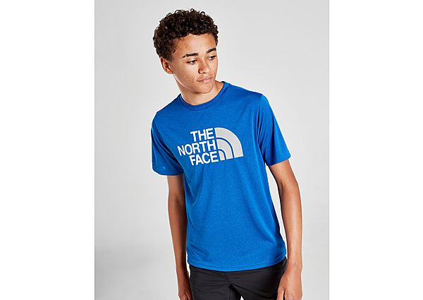 The North Face Reaxion Poly T-Shirt 2.0 Junior - Blue - Kind