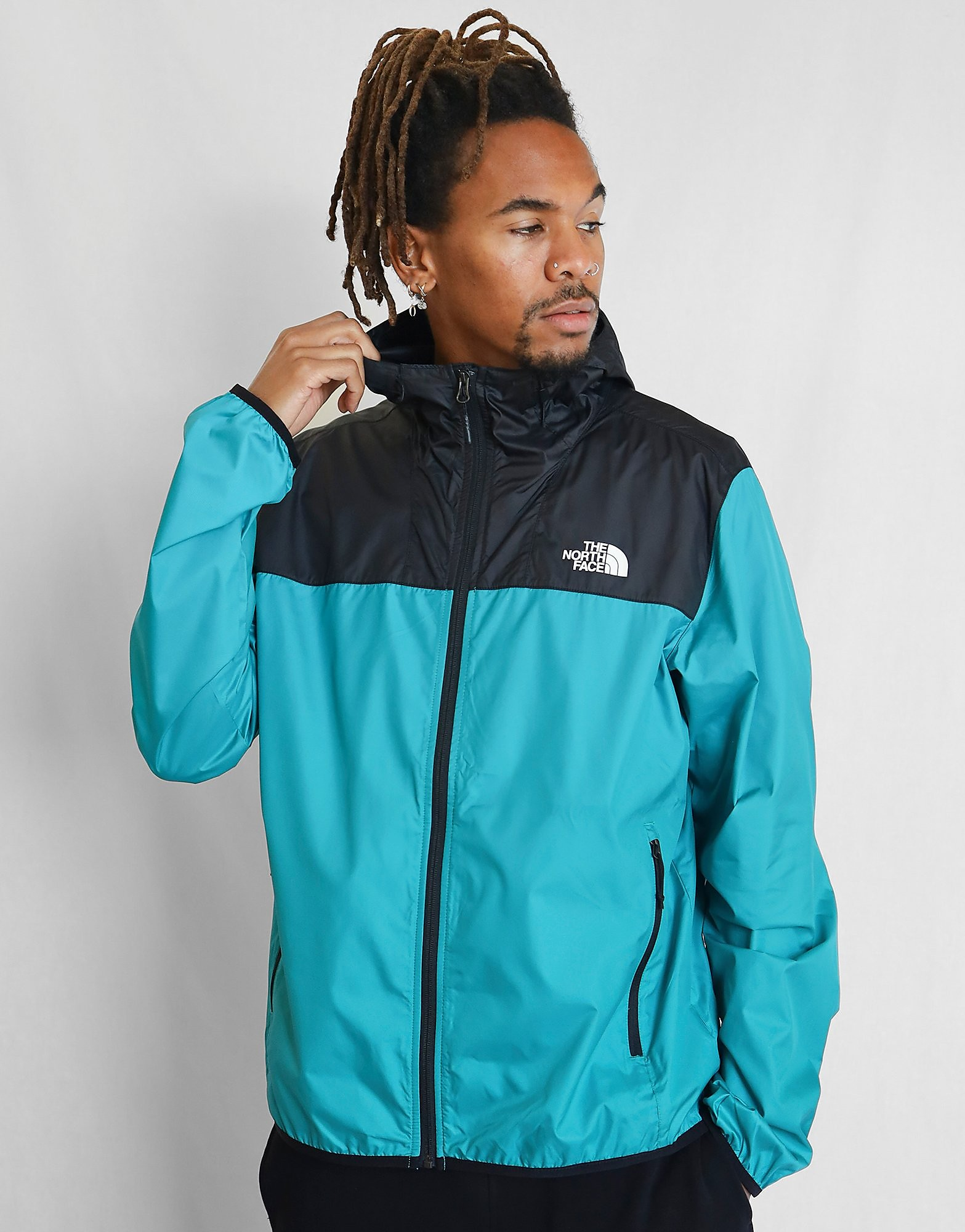 The North Face Cyclone Jacket Heren Zwart Heren Zwart