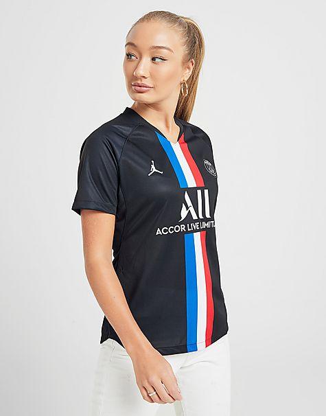 quatrième maillot paris saint-germain 2020 stadium femme