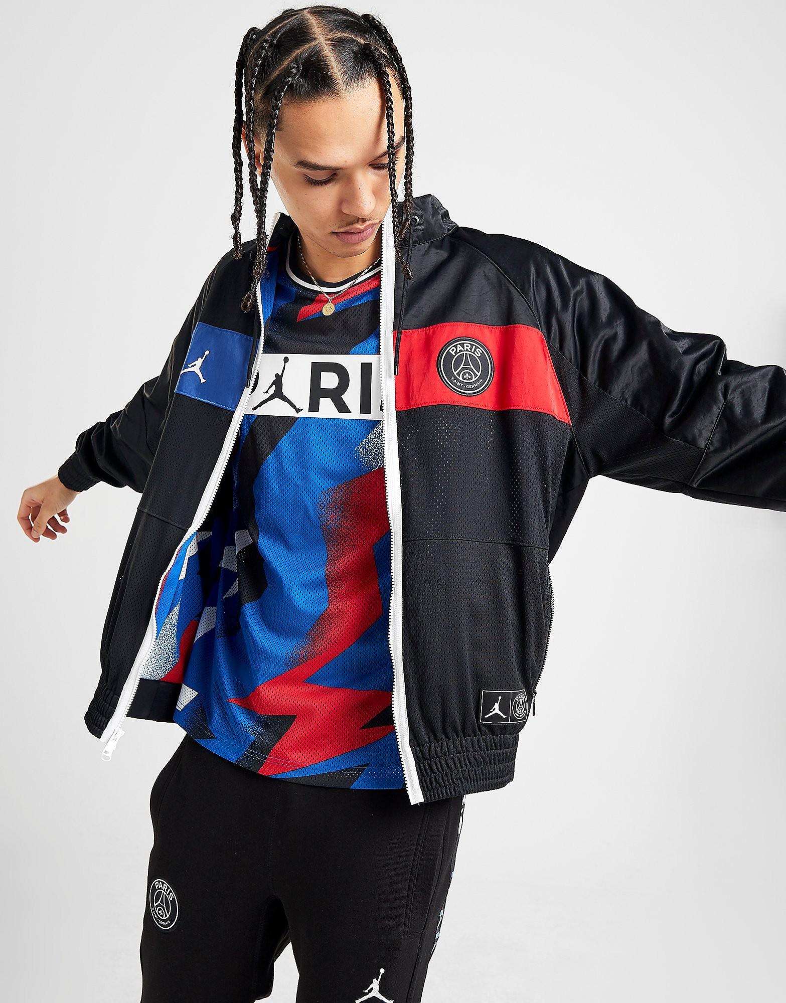 Jordan Jacket Heren Zwart Heren Zwart