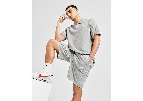 Nike pantalón corto Foundation, Grey