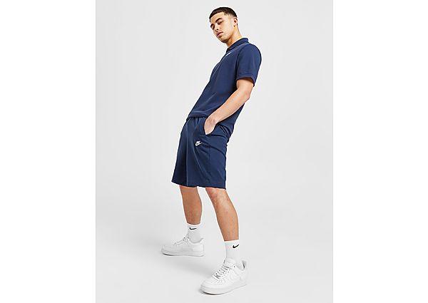 Nike pantalón corto Foundation, Blue