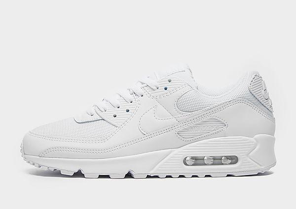 Nike Air Max 90, White/White