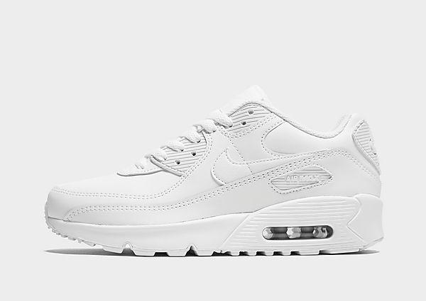 Comprar deportivas Nike Air Max 90 Leather Junior, White