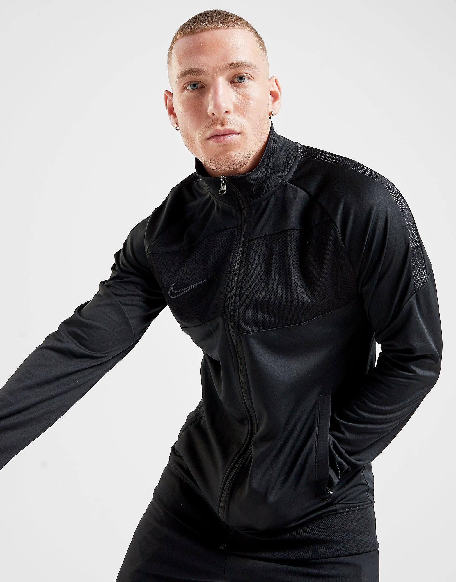 Nike Next Gen Track Top Zwart Heren Zwart